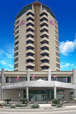 Crowne Plaza Santo Domingo 1 of 20