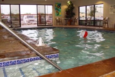 Relax In Our Indoor Pool And Spa! 6 of 13