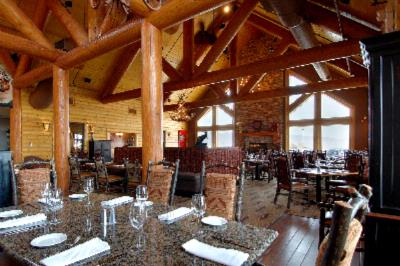 The Blue Canyon Restaurant Is Attached To The Hotel And Features Steaks Seafood And Wild Game. 12 of 12