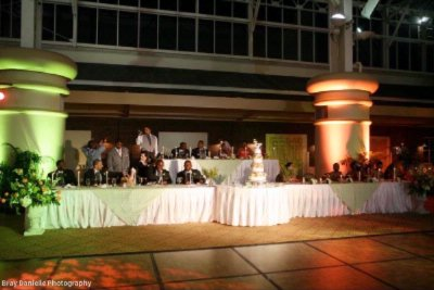 Two Tier Head Table 7 of 10