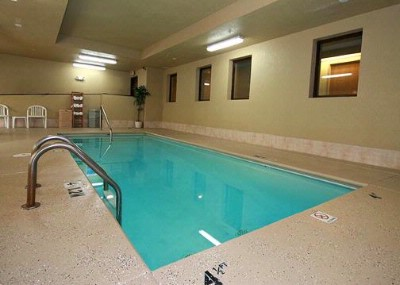 Swimming In The Winter? Yes Sir! Our In-door Heated Pool Is Open 365 Days A Year! 5 of 12