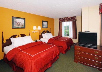 Beautiful Two Double Bed Rooms Can Accommodate Any Family. 4 of 5