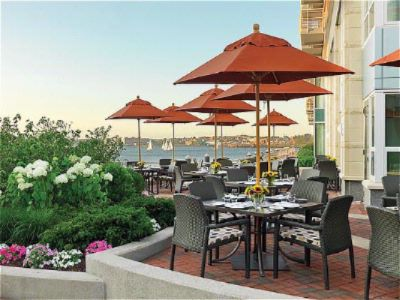 Battery Wharf\'s Sensing Patio 16 of 16