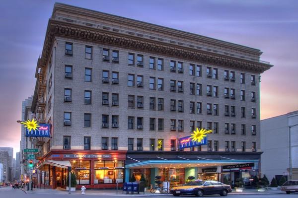 Hotel Triton 342 Grant Ave San Francisco Ca 94108
