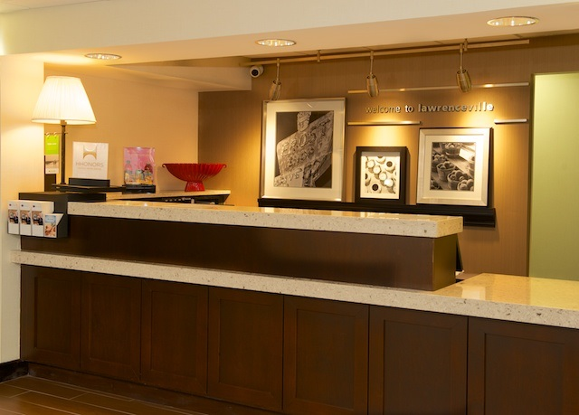 Image of Hampton Inn Lawrenceville