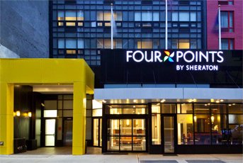 Image of Four Points by Sheraton Midtown Times Square