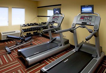 24-Hour Fitness Center 6 of 12