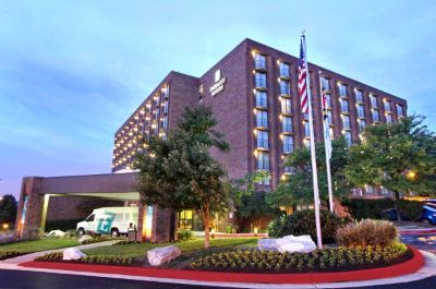 Embassy Suites Baltimore North Hunt Valley 1 of 15