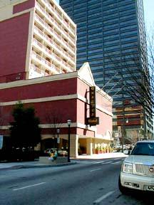 Quality Inn Hotel Downtown 89 Luckie St Atlanta Ga 30303