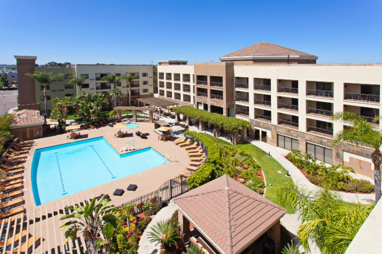 Courtyard by Marriott San Diego Central 1 of 16