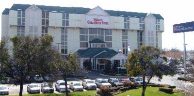 Hilton Garden Inn Dallas Market Center Dallas Tx 2325 North Stemmons Freeway 75207