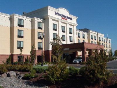 Springhill Suites by Marriott Portland Hillsboro 1 of 5