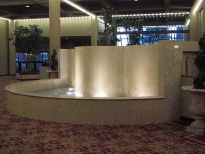 Atrium Lobby Fountain 25 of 25