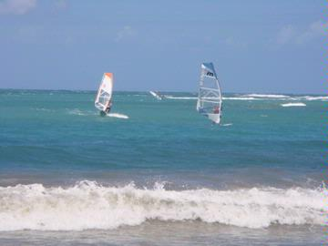 Windsurfing In Cabarete 14 of 15