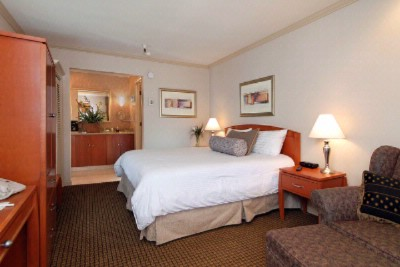 Best Western Plus Mountain View Inn King Bed