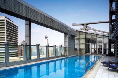 Roof Top Swimming Pool 6 of 12