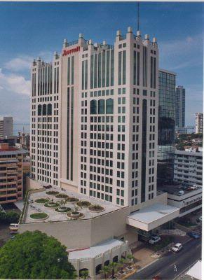 Panama Marriott Hotel 52nd St Ricardo Arias City 832 0498