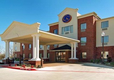 Image of Comfort Suites Ennis