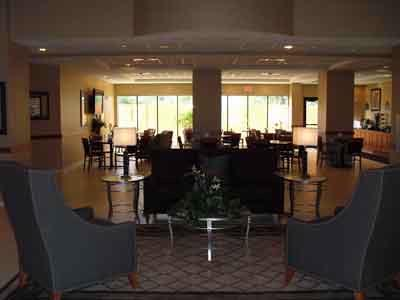 Lobby Overlooking The Breakfast Area 4 of 10