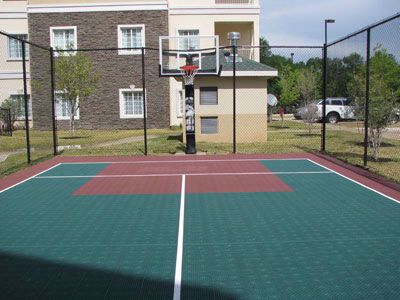 Basketball Court 4 of 16
