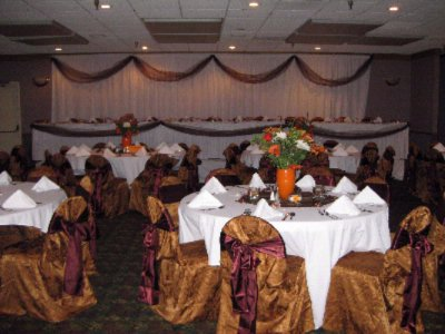 Clarion Inn Ballroom Wedding 16 of 18