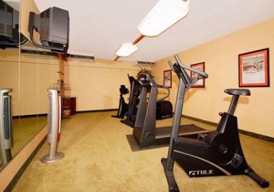 Exercise Room With True Brand Equipment 4 of 14
