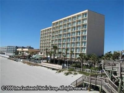 Folly Beach Holiday Inn Oceanfront