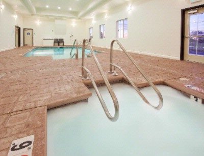 Our Indoor Pool And Spa Are Heated For Our Guests Usage Year Around. 5 of 5