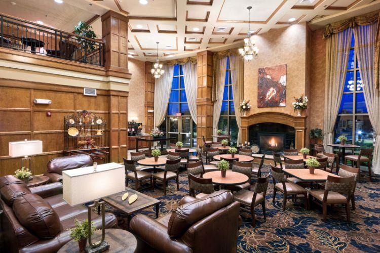Foss park golf clubhouse decor