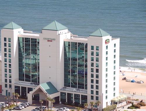 Courtyard By Marriott Oceanfront South 2 of 10