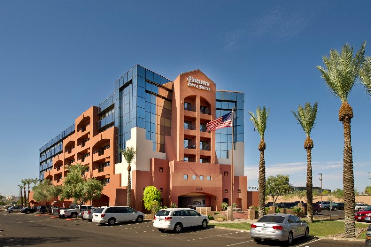 Drury Inn & Suites Phoenix Airport 1 of 11