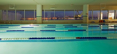 Indoor 25m Pool With View Of Vancouver 7 of 10