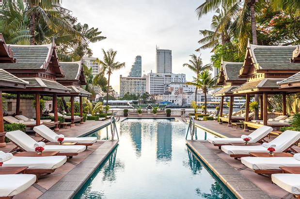 The Peninsula Bangkok 1 of 16