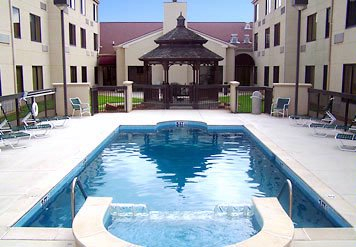 Visit Our Crystal Clear Outdoor Swimming Pool And Heated Spa. 6 of 7