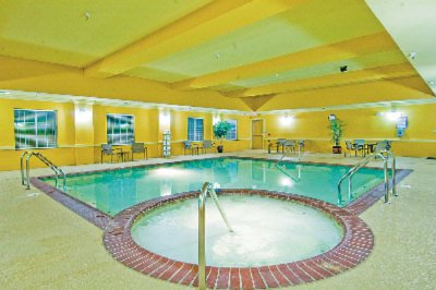 Indoor Pool & Spa 14 of 15