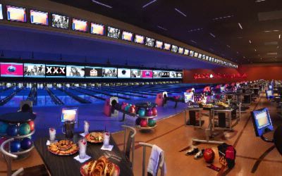 Bowling Center 4 of 9