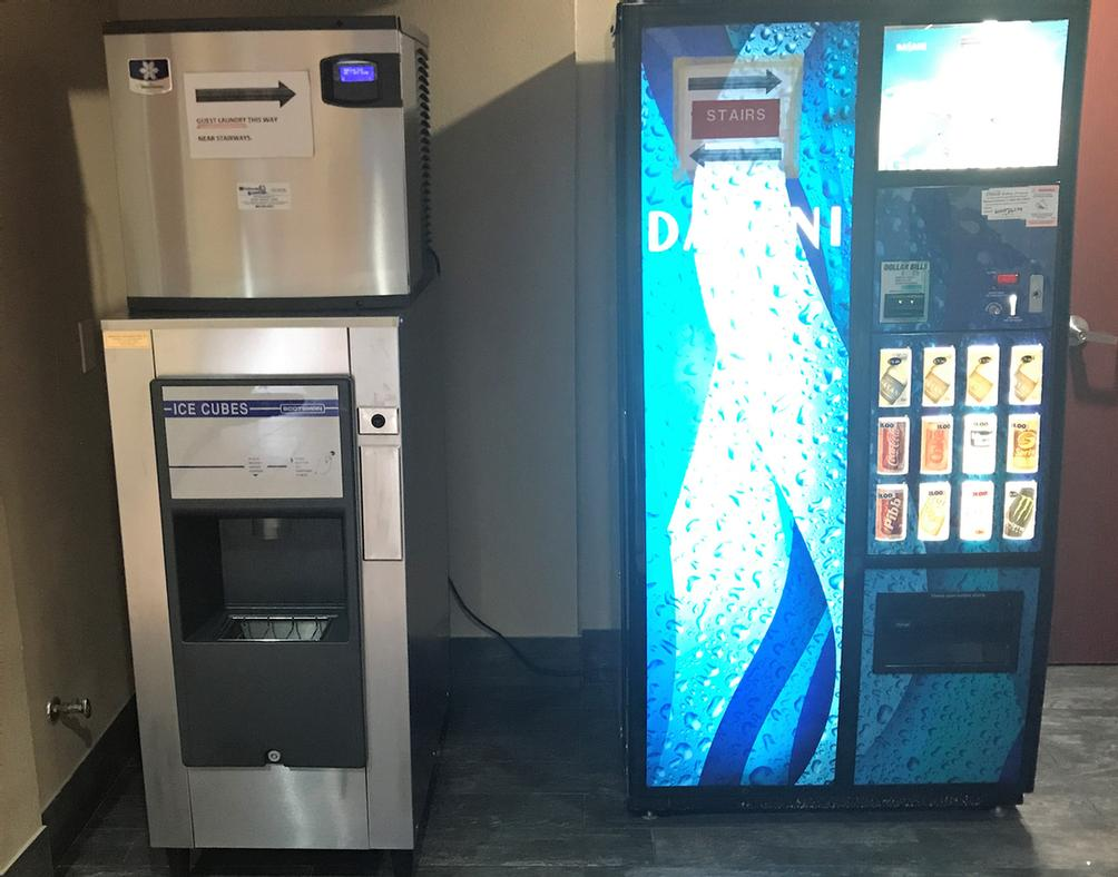 Vending Machine And Ice Machine 15 of 15