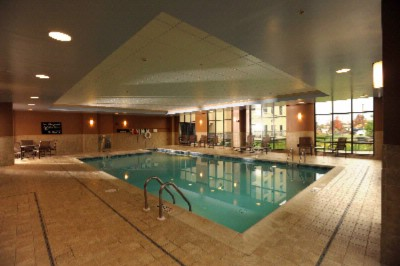 Relax In Our Complimentary On-Site Pool & Whirlpool 7 of 22