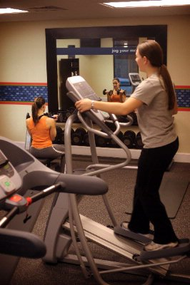 Work Up A Sweat! On-Site Complimentary Fitness Room 8 of 22
