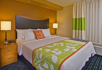 Fairfield Inn & Suites Baltimore Inner Harbor