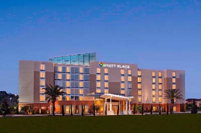 Hyatt Place Ft. Lauderdale Airport & Cruise Port Full Exterior