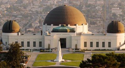Griffith Observatory -15 Minutes 16 of 21