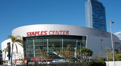 Staples Center -5 Minutes 8 of 21