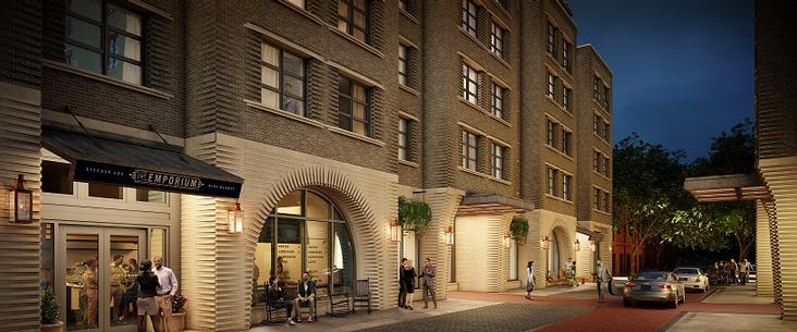 Perry Lane Hotel a Luxury Collection Hotel Savannah
