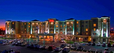 Hampton Inn & Suites at Dulles International Hotel