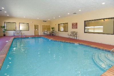 Take A Dip Year-Around In Our Indoor Pool! 12 of 12