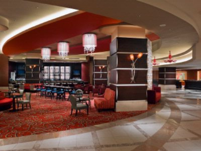 The New Orleans Marriott\'s Lobby Welcomes Guests With An Inviting Sense Of Arrival. 2 of 15