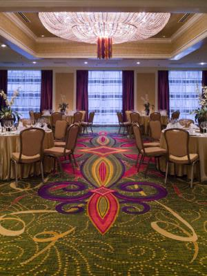 The Grand Ballroom's Pre-Function Area Offers Flexible Event Space. 8 of 15