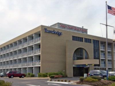 Travelodge Nags Head Beach Hotel Kill Devil Hills Nc 804 North Va Dare Trail 27948