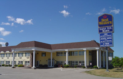 Best Western Sault Ste. Marie 1 of 11